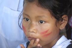 Matze Mädchen, Peru