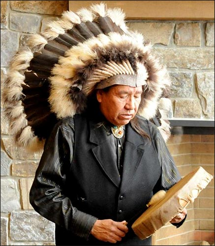 Ray Takes Warbonnet