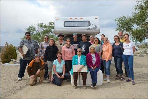 Paiute Walker Lake Reservat / Jugendprogramm