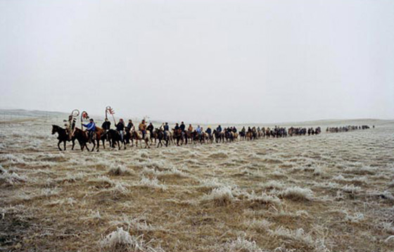 Wounded Knee Ride