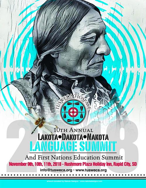 Lakota, Dakota, Nakota Language Summit