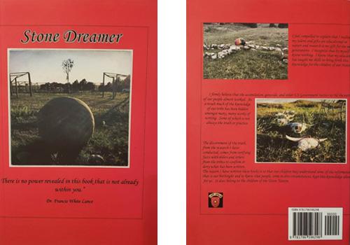 Buch Stone Dreamer